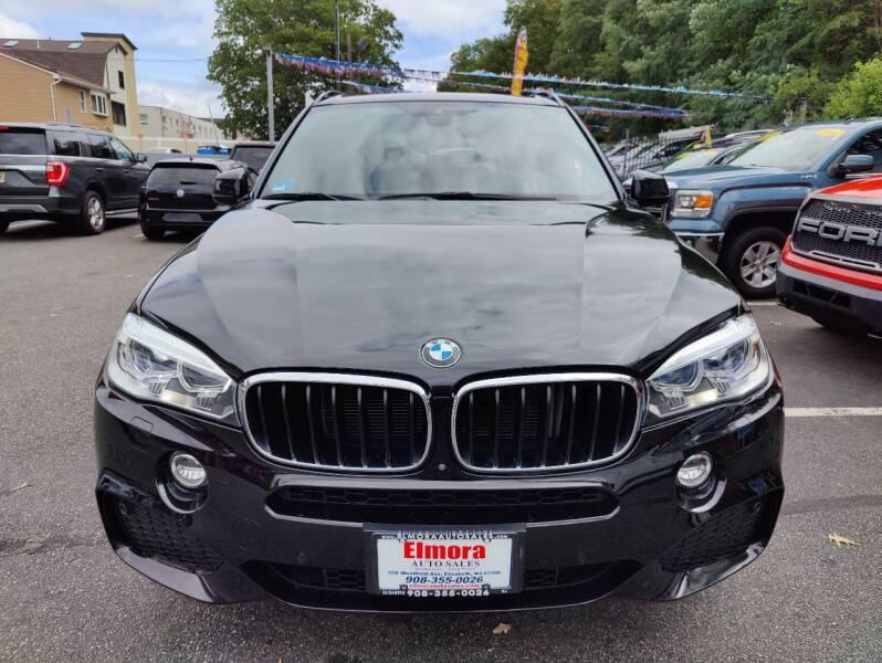 2016 BMW X5 for sale at Elmora Auto Sales in Elizabeth NJ