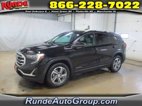 2020 GMC Terrain for sale at Runde Chevrolet in East Dubuque IL