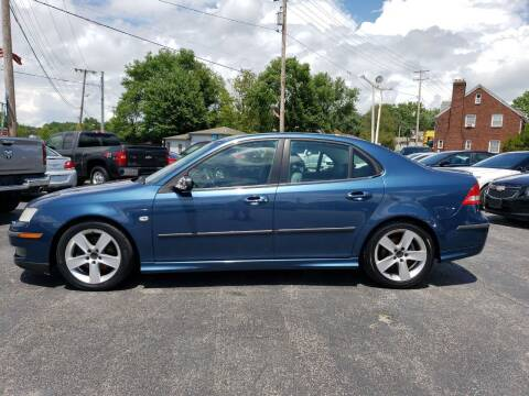 2006 Saab 9-3 for sale at COLONIAL AUTO SALES in North Lima OH