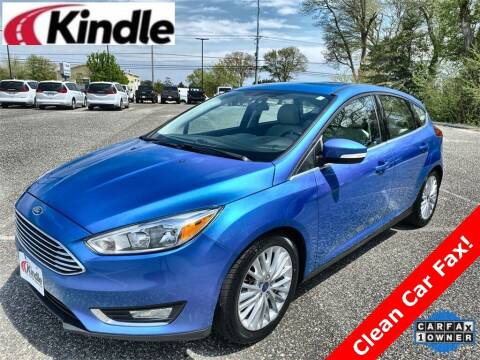 2015 Ford Focus for sale at Kindle Auto Plaza in Middle Township NJ