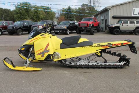 2015 Ski-Doo SUMMIT for sale at LA MOTORSPORTS in Windom MN