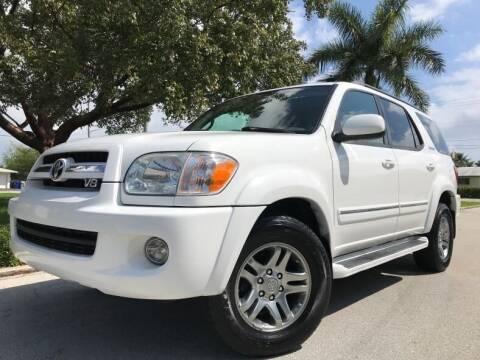 2005 Toyota Sequoia for sale at DS Motors in Boca Raton FL