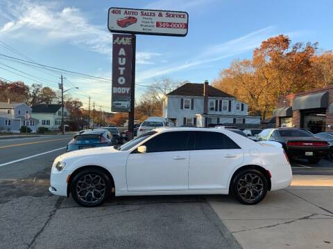 2017 Chrysler 300 for sale at 401 Auto Sales & Service in Smithfield RI