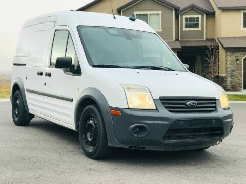 2012 Ford Transit Connect for sale at Avanesyan Motors in Orem UT