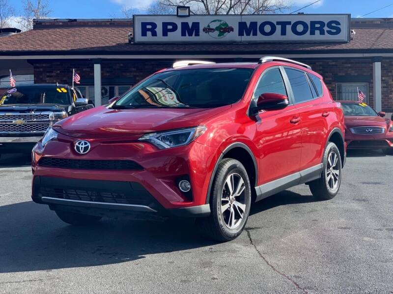 2016 Toyota RAV4 for sale at RPM Motors in Nashville TN