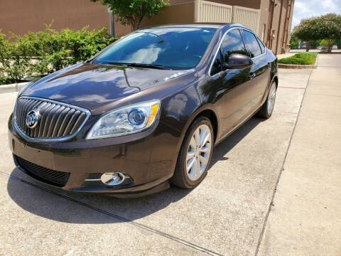 2013 Buick Verano for sale at MOTORSPORTS IMPORTS in Houston TX