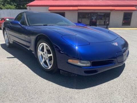 2004 Chevrolet Corvette for sale at CON ALVARO ¡TODOS CALIFICAN!™ in Columbia TN