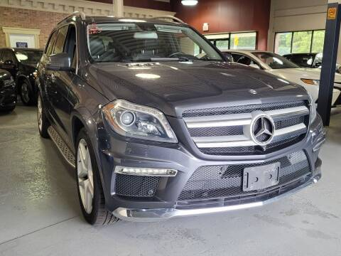 2015 Mercedes-Benz GL-Class for sale at AW Auto & Truck Wholesalers  Inc. in Hasbrouck Heights NJ