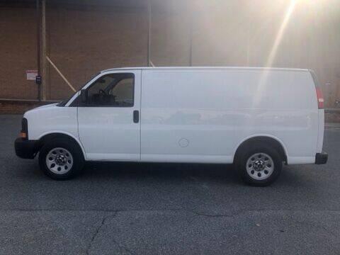 2014 GMC Savana Cargo for sale at Bob's Motors in Washington DC