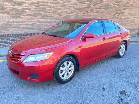 2011 Toyota Camry for sale at Quick Stop Motors in Kansas City MO