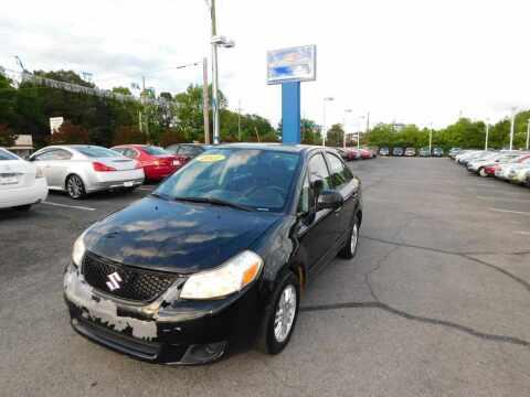 2012 Suzuki SX4 for sale at Paniagua Auto Mall in Dalton GA