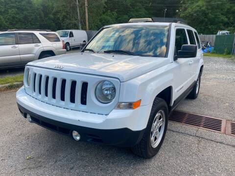 2014 Jeep Patriot for sale at AMA Auto Sales LLC in Ringwood NJ