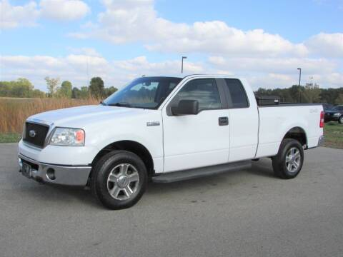 2008 Ford F-150 for sale at 42 Automotive in Delaware OH