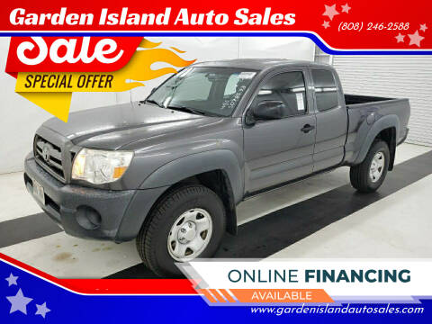 2010 Toyota Tacoma for sale at Garden Island Auto Sales in Lihue HI