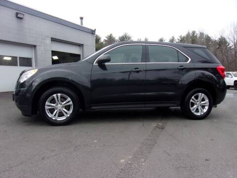 2014 Chevrolet Equinox for sale at Mark's Discount Truck & Auto Sales in Londonderry NH