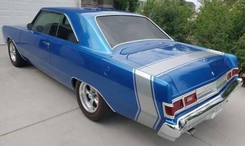 1974 Dodge Dart for sale at Classic Car Deals in Cadillac MI