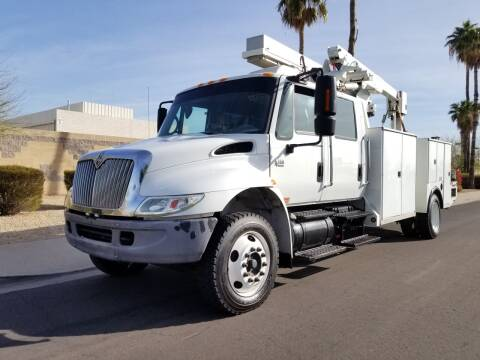 2003 International DuraStar 4300 for sale at SULLIVAN MOTOR COMPANY INC. in Mesa AZ