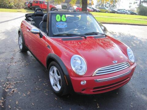 2006 MINI Cooper for sale at Euro Asian Cars in Knoxville TN