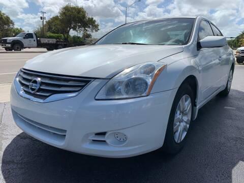 2012 Nissan Altima for sale at KD's Auto Sales in Pompano Beach FL
