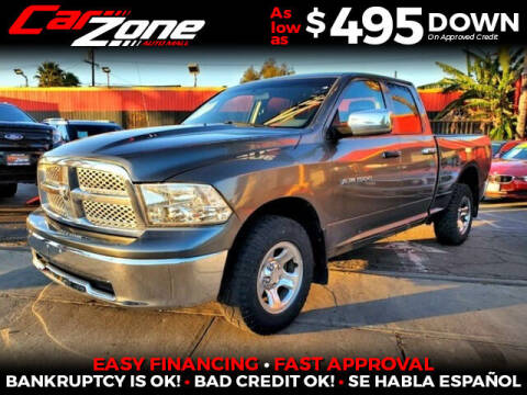 2012 RAM Ram Pickup 1500 for sale at Carzone Automall in South Gate CA