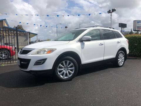 2011 Mazda CX-9 for sale at BOARDWALK MOTOR COMPANY in Fairfield CA