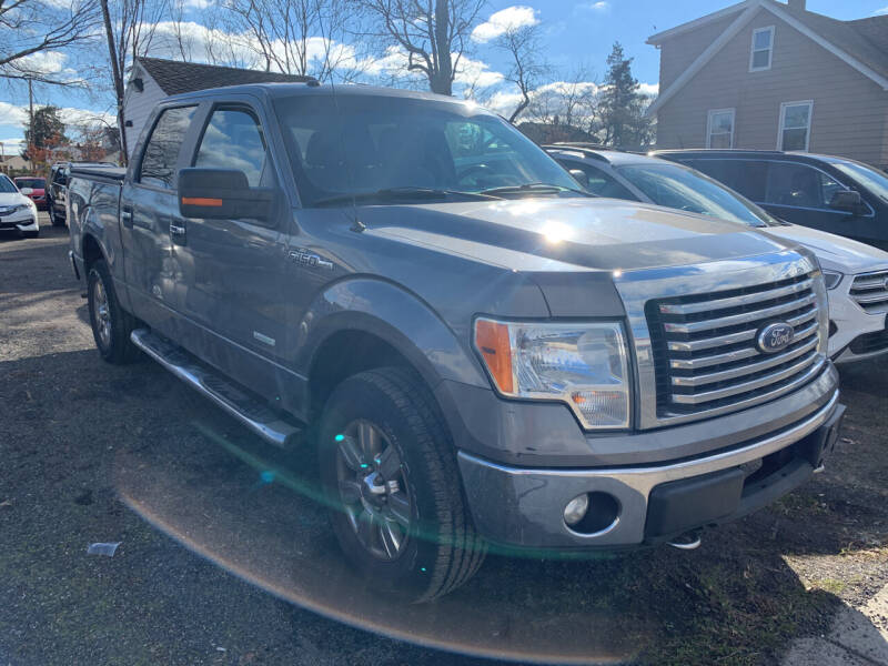 2012 Ford F-150 for sale at Charles and Son Auto Sales in Totowa NJ