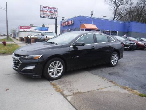 2019 Chevrolet Malibu for sale at City Motors Auto Sale LLC in Redford MI
