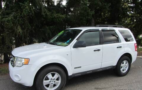 2008 Ford Escape for sale at B & C Northwest Auto Sales in Olympia WA