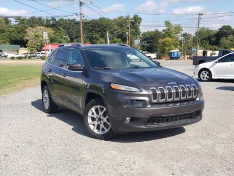 2014 Jeep Cherokee for sale at Auto Mart in Kannapolis NC