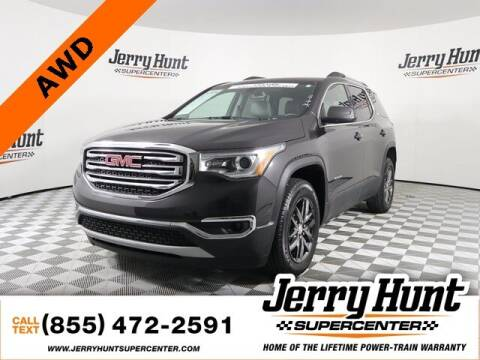 2019 GMC Acadia for sale at Jerry Hunt Supercenter in Lexington NC
