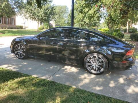 2012 Audi A7 for sale at European Performance in Raleigh NC