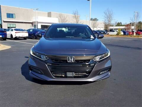2019 Honda Accord for sale at Lou Sobh Kia in Cumming GA