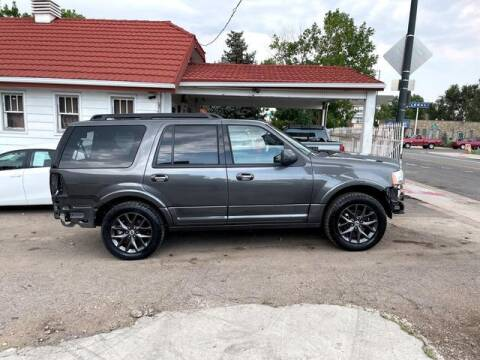 2017 Ford Expedition for sale at ELITE MOTOR CARS OF MIAMI in Miami FL