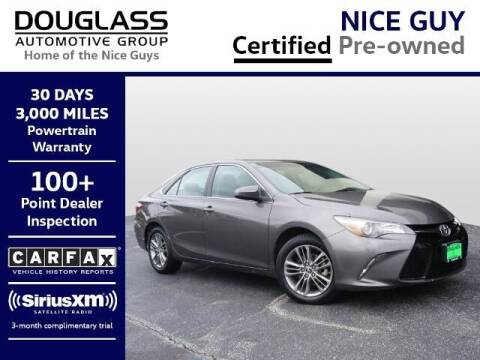 2015 Toyota Camry for sale at Douglass Automotive Group - Douglas Mazda in Bryan TX