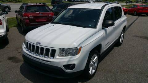 2011 Jeep Compass for sale at Ace Auto Brokers in Charlotte NC