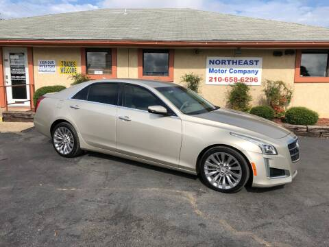2014 Cadillac CTS for sale at Northeast Motor Company in Universal City TX