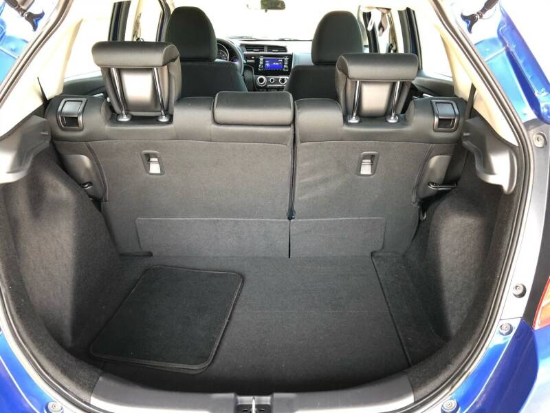 2017 Honda Fit LX 4dr Hatchback CVT - Bettendorf IA