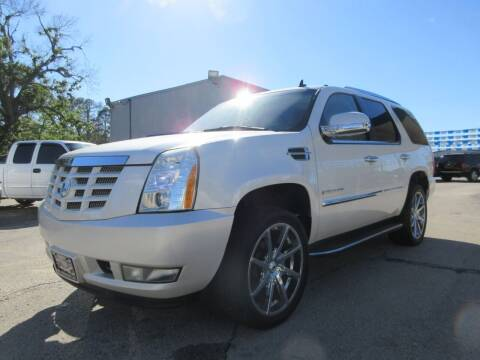 2007 Cadillac Escalade for sale at Quality Investments in Tyler TX