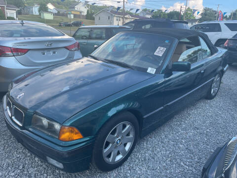 1994 BMW 3 Series for sale at Trocci's Auto Sales in West Pittsburg PA