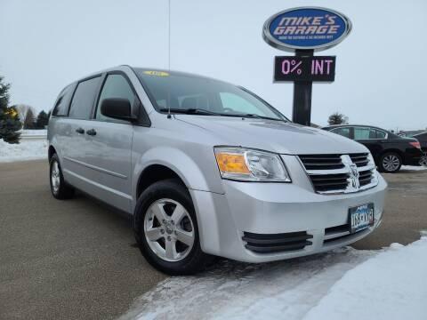 2008 Dodge Grand Caravan for sale at Monkey Motors in Faribault MN
