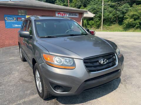 2011 Hyundai Santa Fe for sale at Doctor Auto in Cecil PA