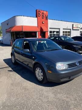 2004 Volkswagen Golf for sale at Best Buy Wheels in Virginia Beach VA