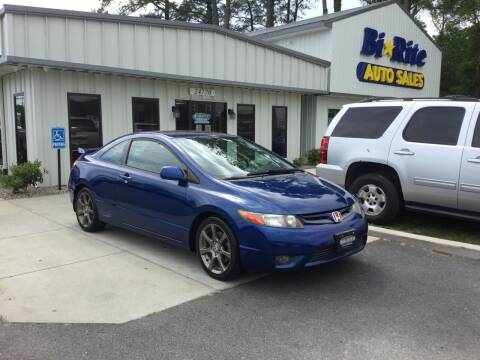 2006 Honda Civic for sale at Bi Rite Auto Sales in Seaford DE