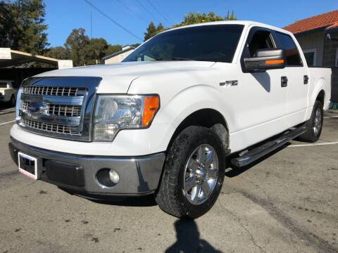 2013 Ford F-150 for sale at Martinez Truck and Auto Sales in Martinez CA