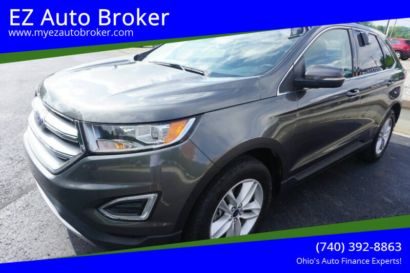 2017 Ford Edge for sale at EZ Auto Broker in Mount Vernon OH