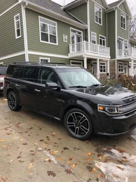 2013 Ford Flex for sale at Clark Automotive in Lake Ann MI
