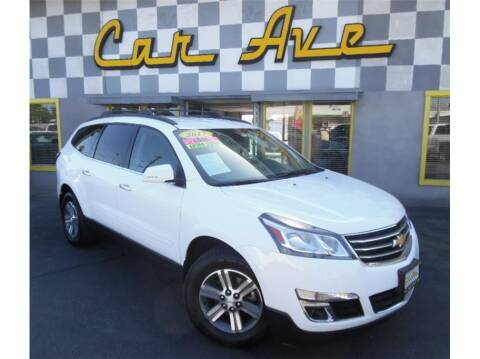 2017 Chevrolet Traverse for sale at Car Ave in Fresno CA