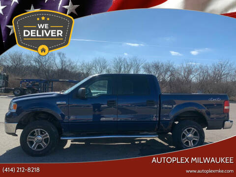 2007 Ford F-150 for sale at Autoplex 2 in Milwaukee WI