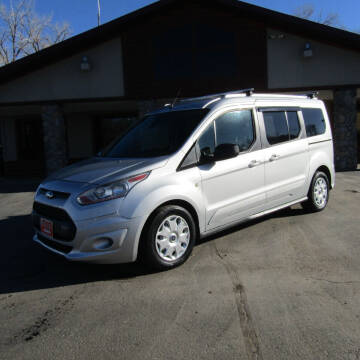 2014 Ford Transit Connect Wagon for sale at PRIME RATE MOTORS in Sheridan WY