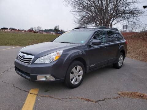 2010 Subaru Outback for sale at Brickhouse Motors in Brentwood NH